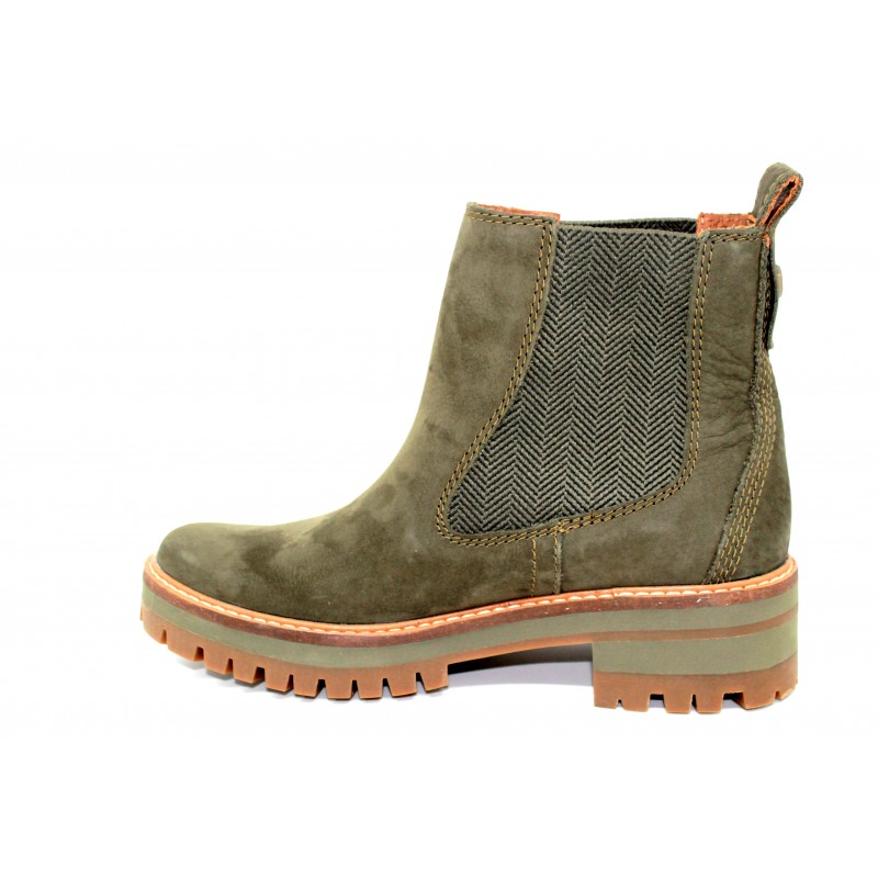 a744d452be4 timberland bottine femme courmayeur valley ch olive - cardel chaussures