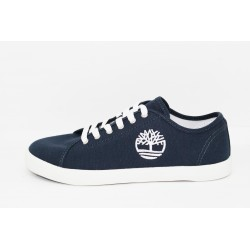timberland femme newport bay oxford navy canvas