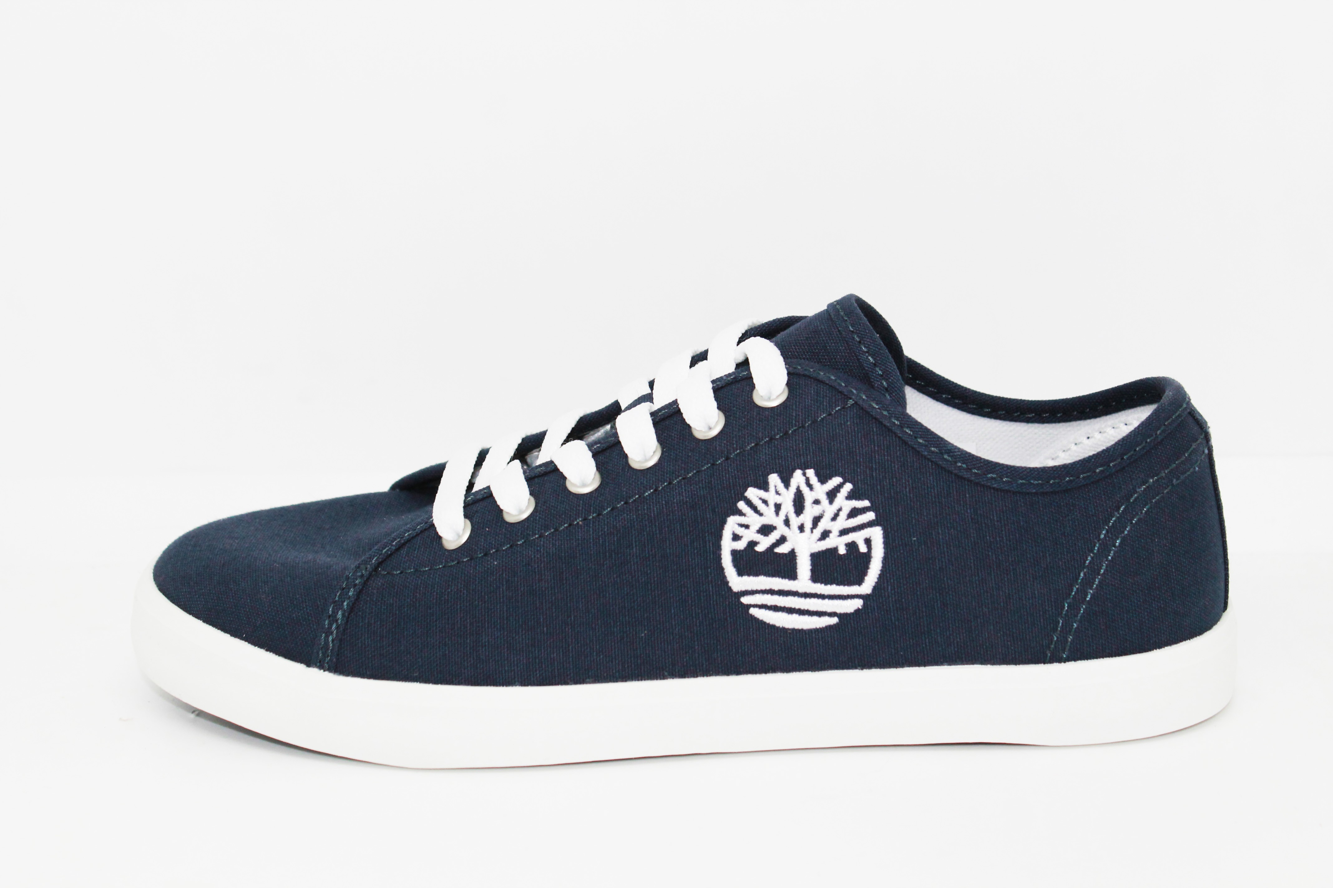 timberland femme newport bay oxford navy canvas cardel