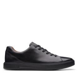 clarks homme basket un costa lace black