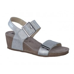 mephisto sandale femme MORGANA light grey