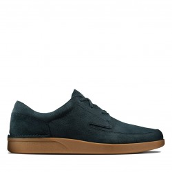 clarks homme oakland craft navy nubuck