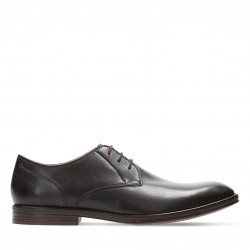 clarks homme citistride lace dark brown